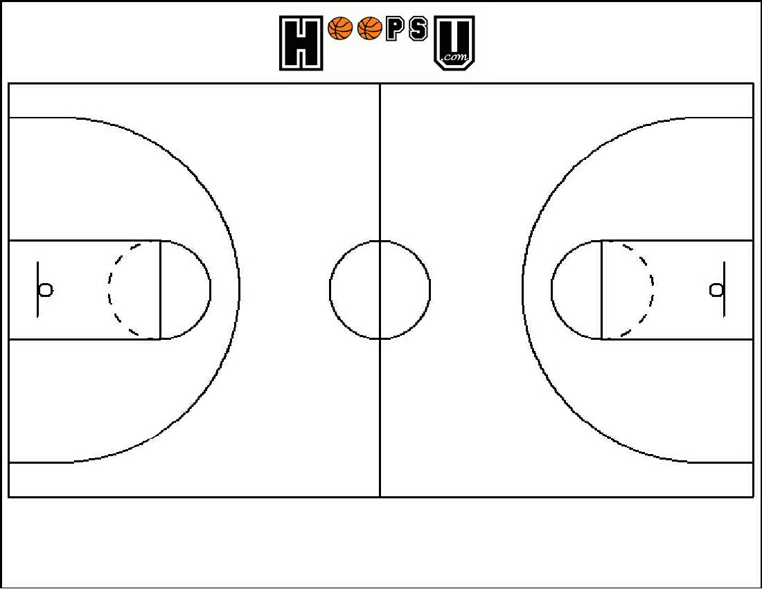 hight resolution of about the basketball court diagrams