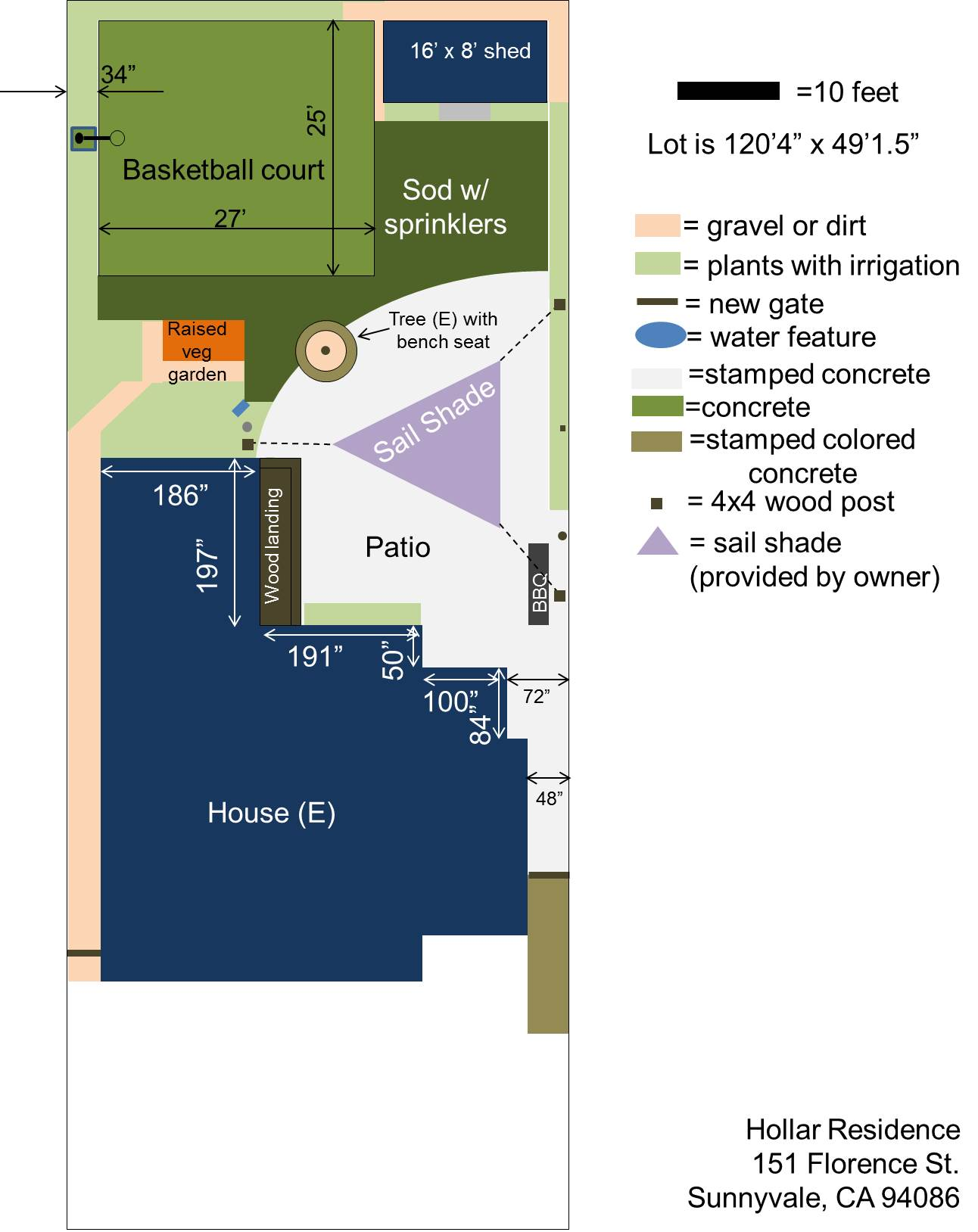 california court system diagram uverse nid wiring eric 39s of his residence shows basketball