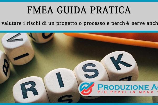 FMEA GUIDA PRATICA ESEMPIO