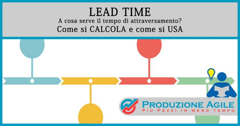 Lead Time - Lean Production