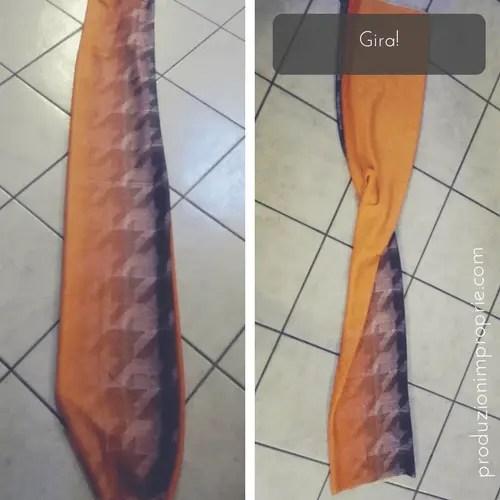 infinity scarf - sciarpa infinita