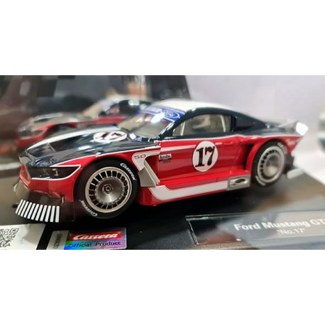 Ford Mustang GTY Carrera Evolution