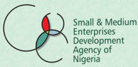 Small and medium enterprises development agency of nigeria (SMEDAN) logo