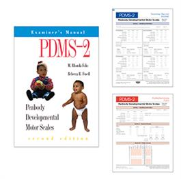 PDMS-2 Peabody Developmental Motor Scales–Second Edition