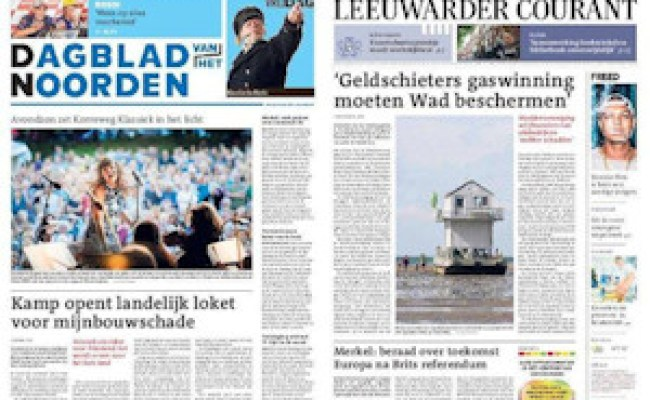 Zomeractie Dagblad Van Het Noorden En Lc 5 Weken 10