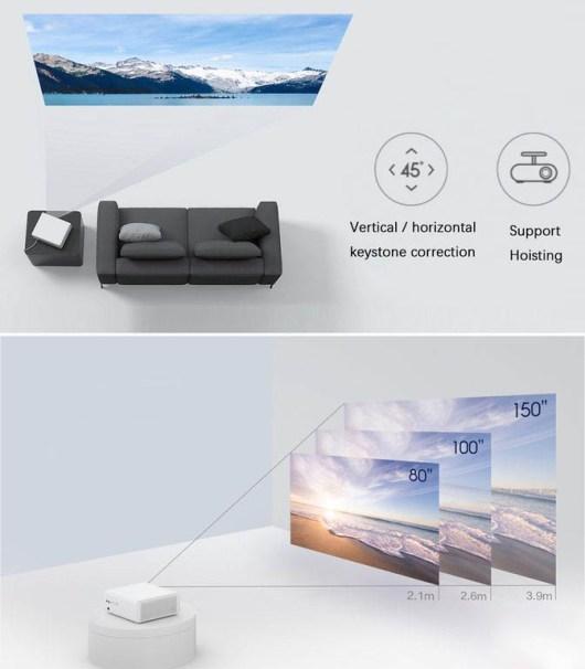 Проектор Xiaomi Mijia Laser