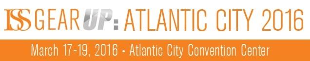ISS Atlantic City 2016 logo