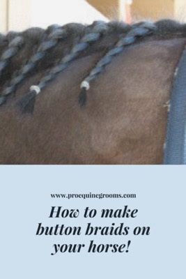 How To Make A Horse Mane Out Of Yarn