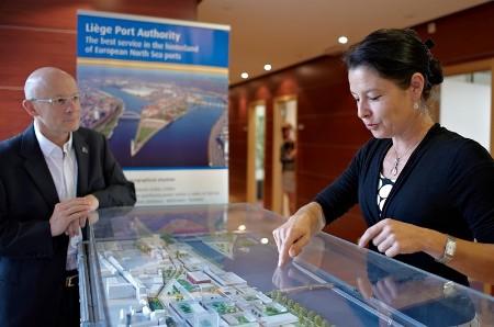 LIGE 2017 Revitalisation Des Quartiers De Coromeuse Et