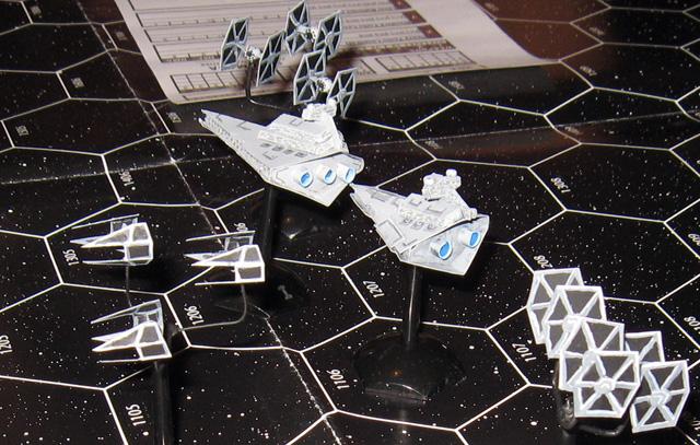 Starmada Paper Models