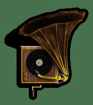 Gramaphone Symbol from CSUAC