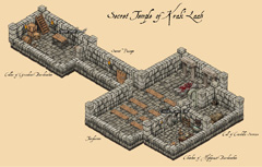 2012 Isometric Dungeon