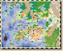 CA43 Hex Maps