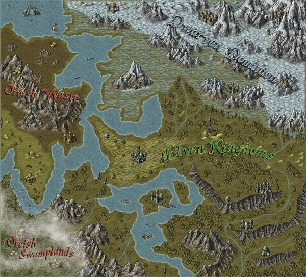 Divided Lands