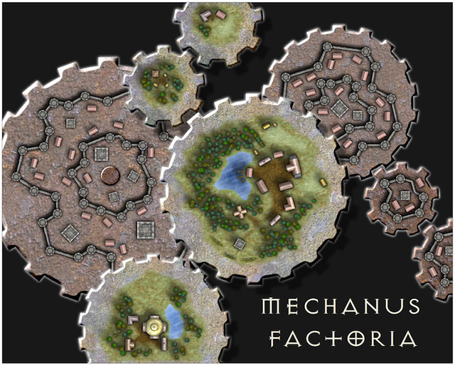 Mechanus Factoria