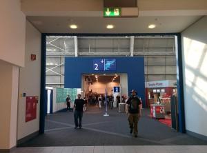 Spiel Hall Entrance