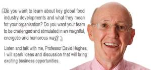 Professor David Hughes