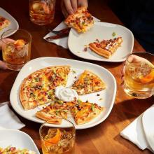 J.P. Wiser's Partners with Boston Pizza