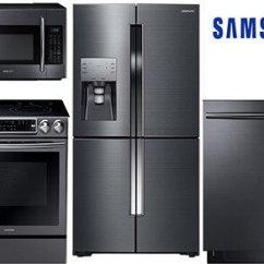 Samsung Kitchen Package Farm Style Sink Best Black Stainless Steel Packages From Lg And Kitchenaid Reviews Ratings