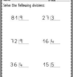 2-Digit by 1-Digit Division Worksheets [ 1403 x 992 Pixel ]