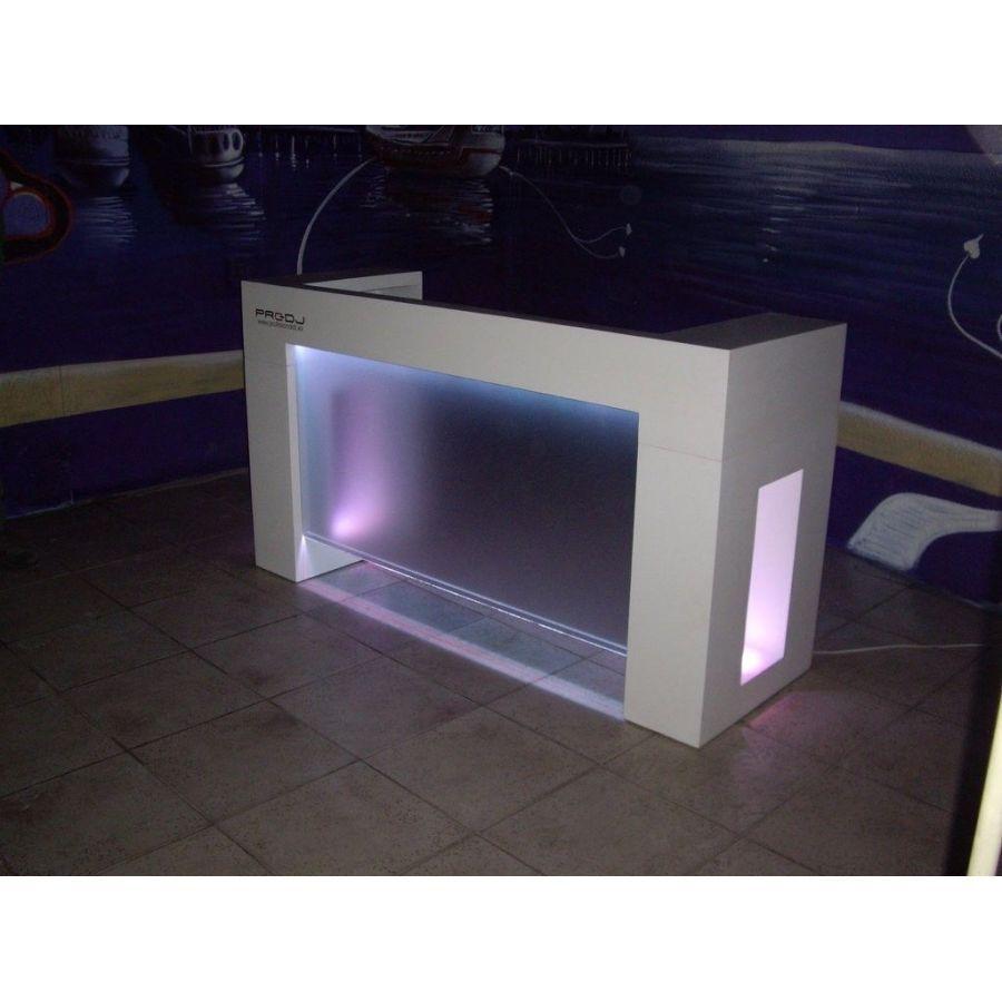 PRODJ STAND BASIC LED MK2  MUEBLE CABINA MADERA