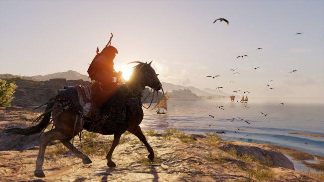 Assassin's Creed Origins se actualiza empeorando con AMD