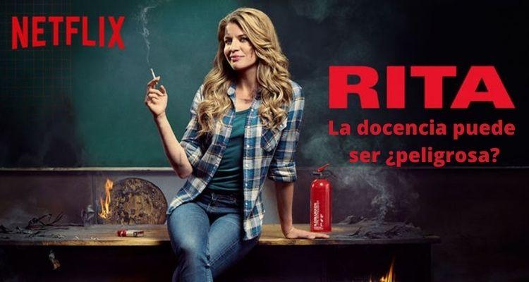 Series para profesores. Rita