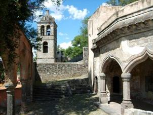 Arquitectura colonial en Mxico