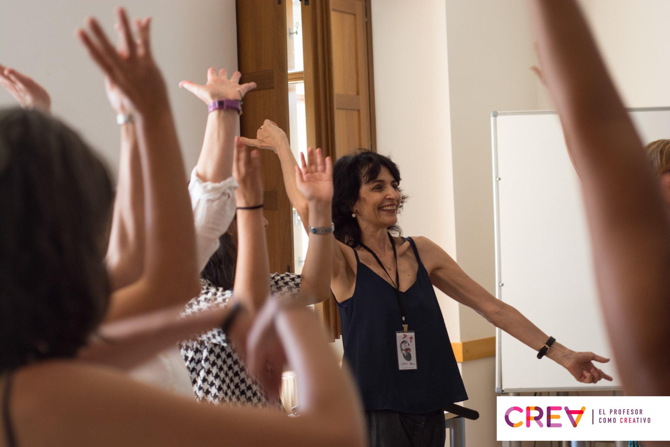 crea profesores creativos