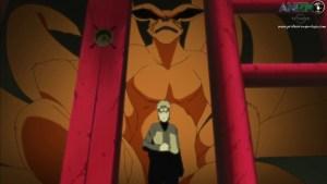 Naruto kyuubi antlaşması