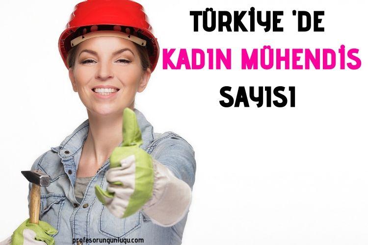Türkiye de Mühendis Sayısı