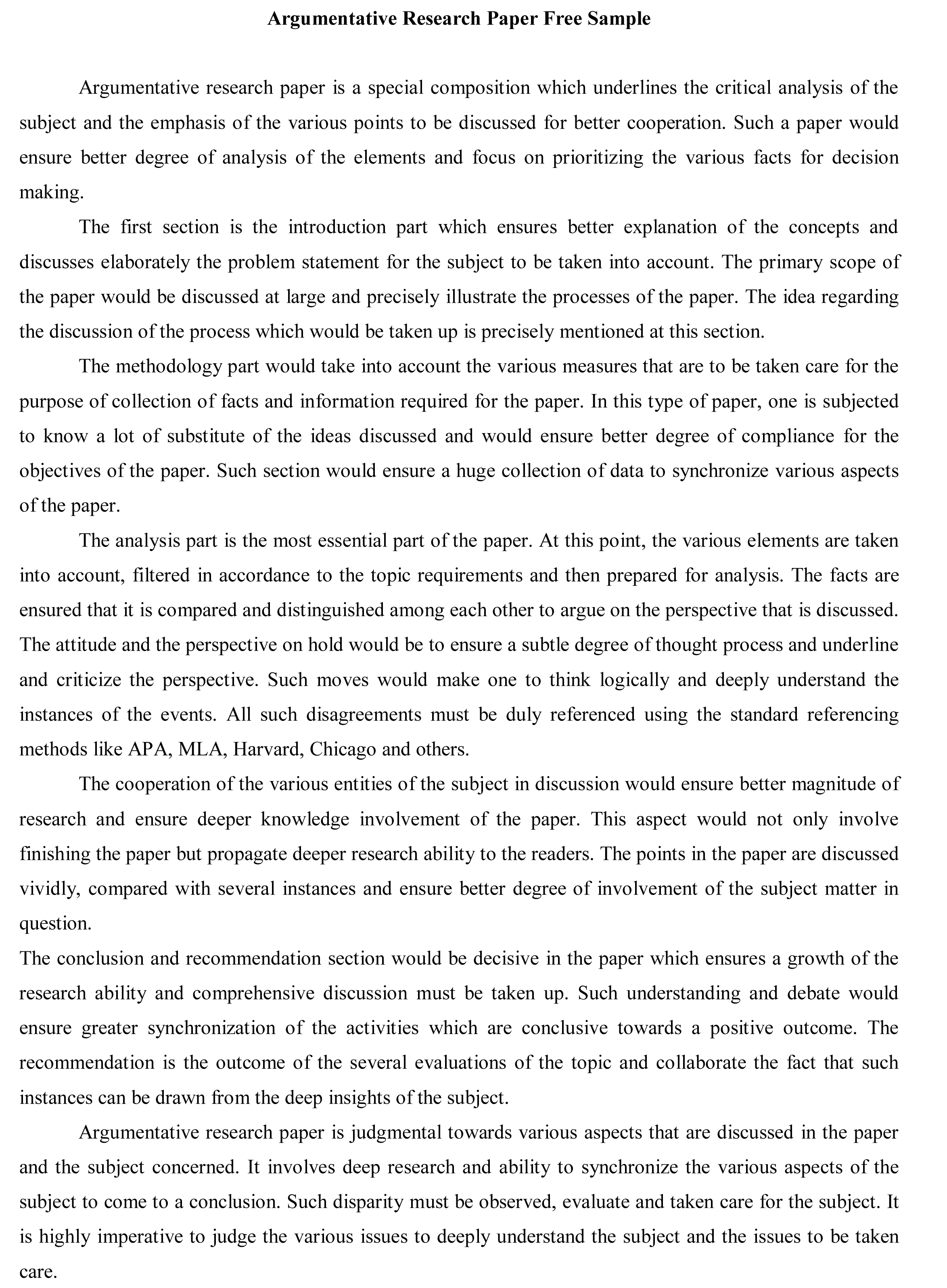 Sample Paper Chicago Style Essay Sample Paper In Chicago Style