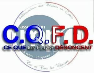 Association MPC – Mobilisation des Policiers en Colère CQFD – «Ce Que les Flics Dénoncent»