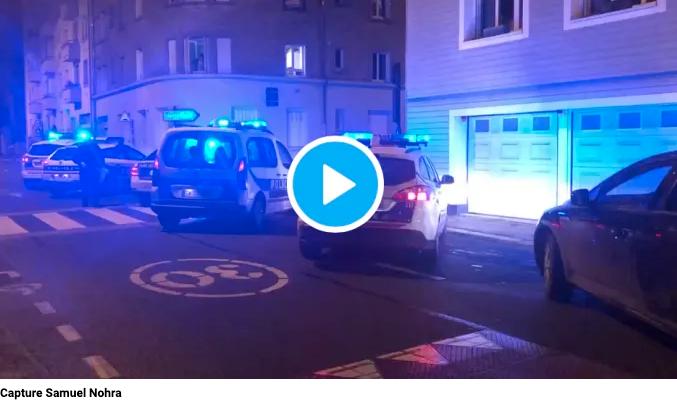 Rennes : Rassemblement de policiers devant la maison de la maire. Gérald Darmanin réclame des sanctions