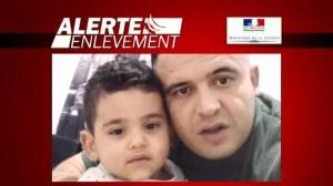 ALERTE ENLÈVEMENT : Un enfant de 2 ans enlevé par son beau-père qui a menacé de le tuer