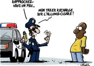 Commissaire de police suspendu par Gérald Darmanin : racisme ou esprit Charlie ?