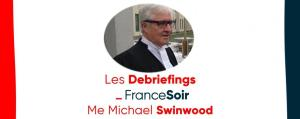 [VIDEO] Debriefing avec Me Swinwood, avocat canadien : crime contre l'humanité et génocide