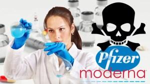 Moderna et Pfizer-BioNTech — Combien de temps allons-nous continuer à autoriser les meurtres de masse par injection létale ?