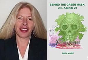ROSA KOIRE – «LE PARTI COMMUNISTE CHINOIS UTILISÉ PAR L'ARISTOCRATIE BANCAIRE TOTALITAIRE MONDIALISTE POUR PRENDRE LE CONTRÔLE COMPLET DE CETTE PLANÈTE.»