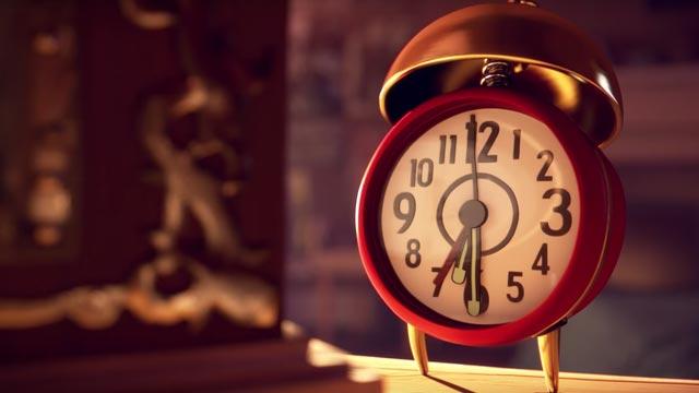 VIDÉO 14 – Un court-métrage d'animation à vous faire aimer votre réveil