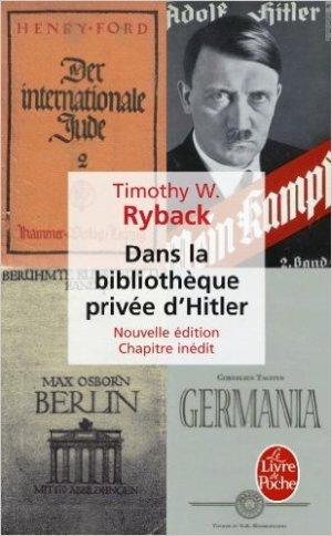 Dans la bibliothqèe d'Hitler