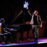«Pêcheurs de rêves» – un récital poétique qui trompe la morosité