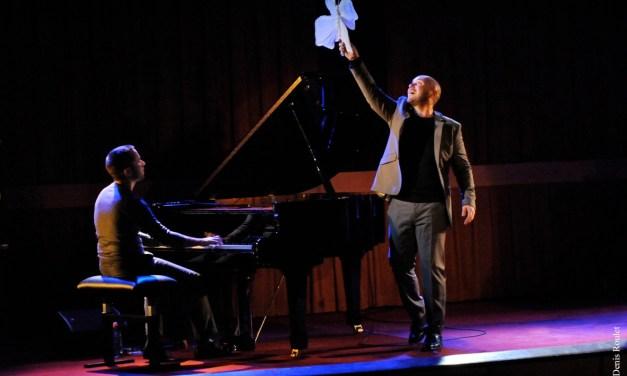 Avignon 2018 – «Pêcheurs de rêves» : un récital poétique qui trompe la morosité