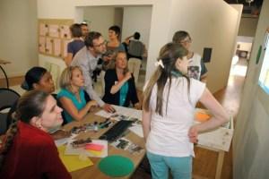 Okoni - Atelier d'innovation avec des parents, pour la direction Education-enfance.