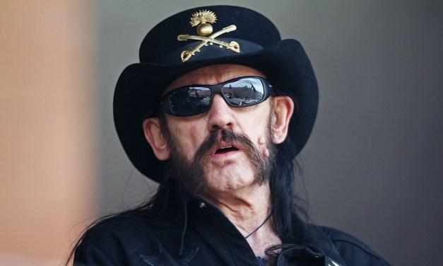 RIP Lemmy Kilmister, leader de Motörhead (1945-2015)