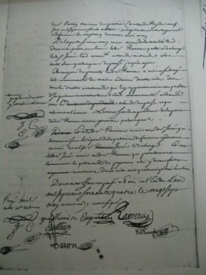 7- Signature 1764