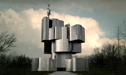 L'architecture communiste à travers le prisme de l'animation