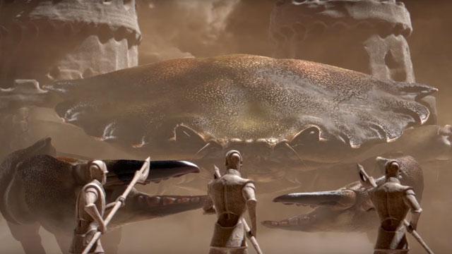 Le meilleur film étudiant de l'ESMA, l'impressionnant «Château de sable», vient d'être mis en ligne