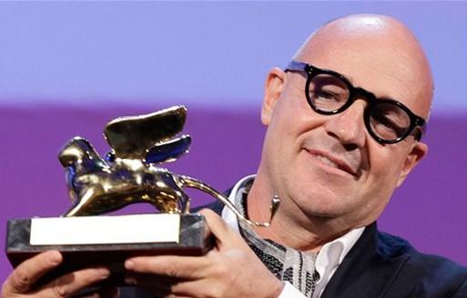 Interview de Gianfranco Rosi, grand vainqueur de l'Ours d'or à la Berlinale le week-end dernier