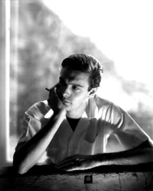 Louis Jourdan - 1948 Portrait by George Lynes